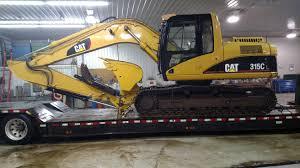excavator-trailer